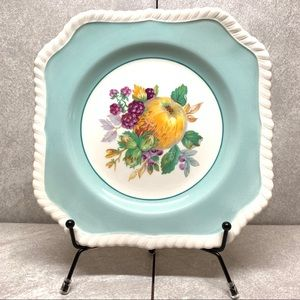 Johnson Brothers California square salad plate